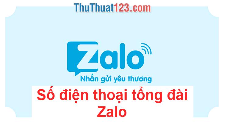 Số Điện Thoại Hotline, Tổng Đài Liên Hệ Zalo Pay Gặp Trực ...