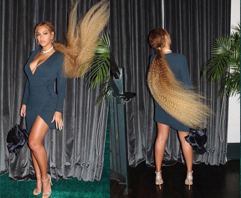 Tóc dài dập xù khiến mái tóc mỏng trở nên dày hơn