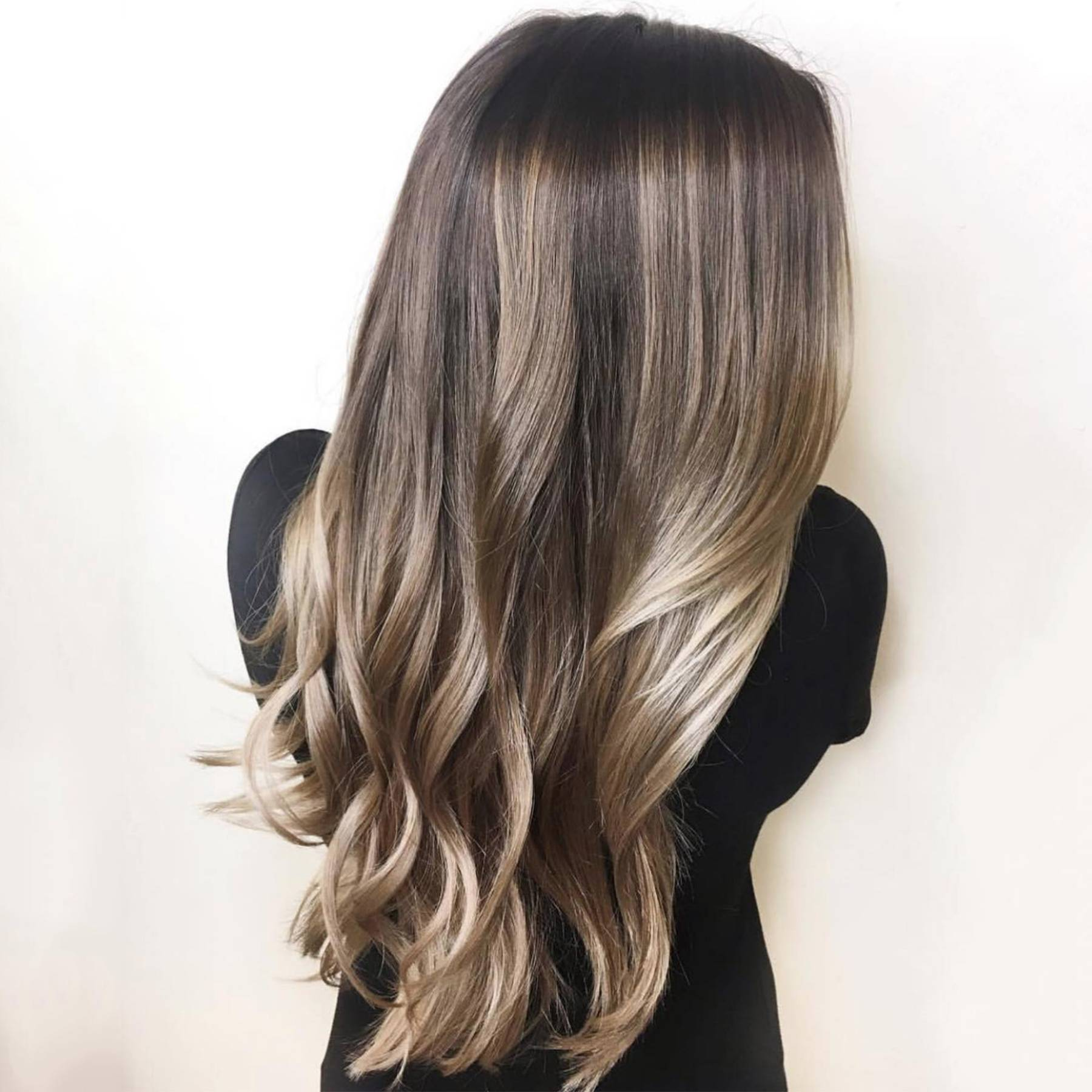 Màu tóc đuôi vàng cực đẹp