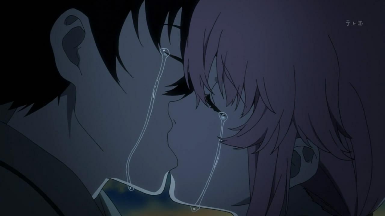 Bộ hình nền Anime buồn khóc