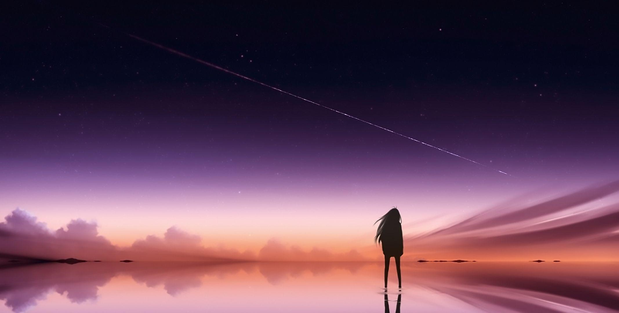Bộ hình nền Anime buồn
