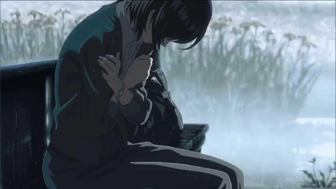 Hình ảnh Anime buồn bã