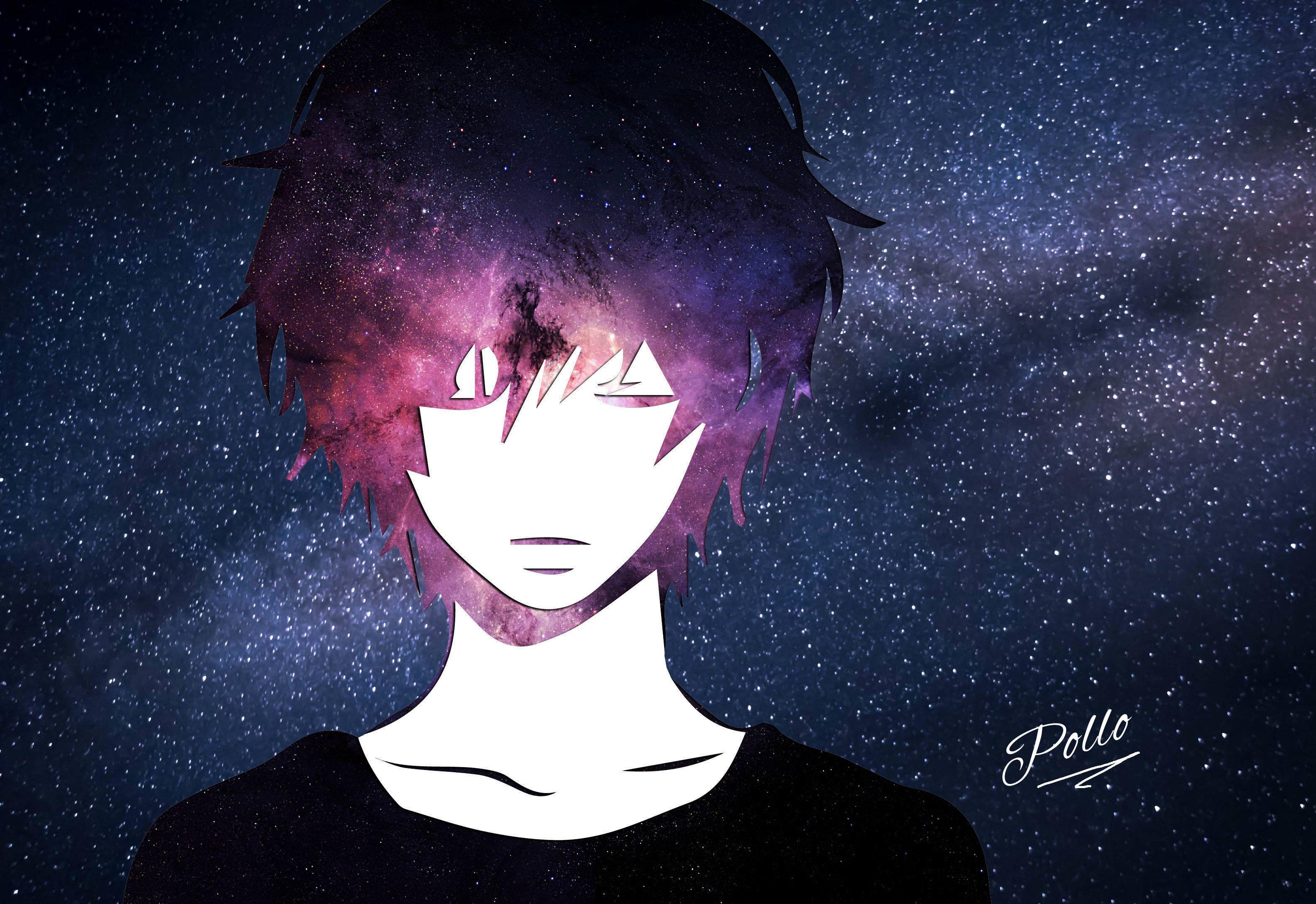 Hình ảnh Anime buồn chán