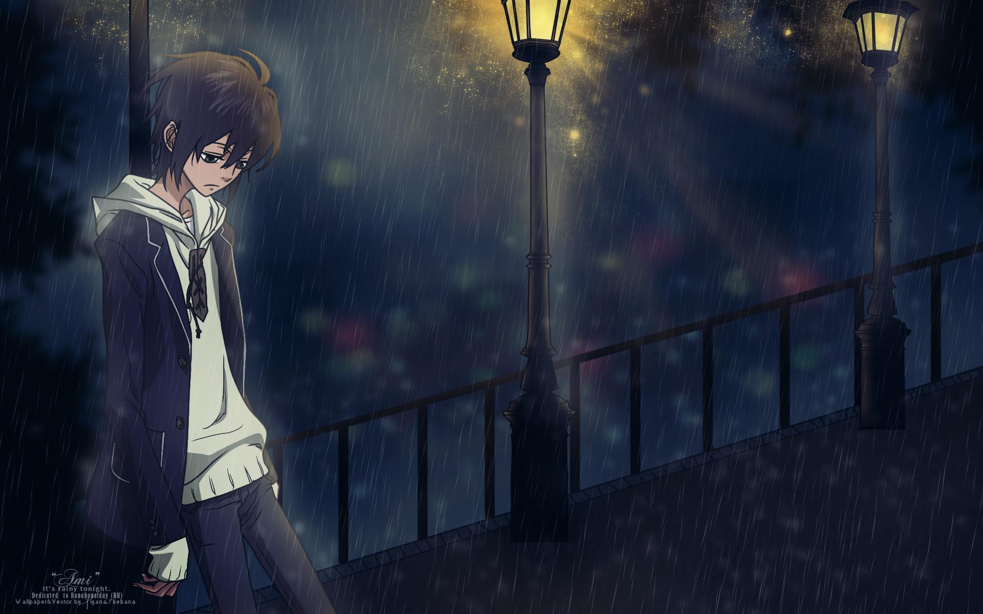 Hình ảnh Anime buồn đẹp nhất