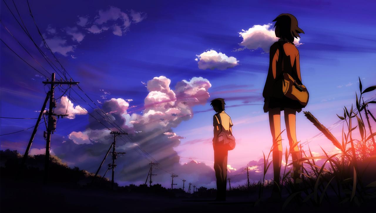 Hình ảnh Anime buồn nhất, cô đơn đẹp nhất