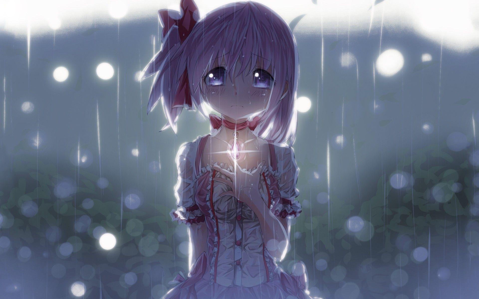 Hình ảnh Anime buồn nhất