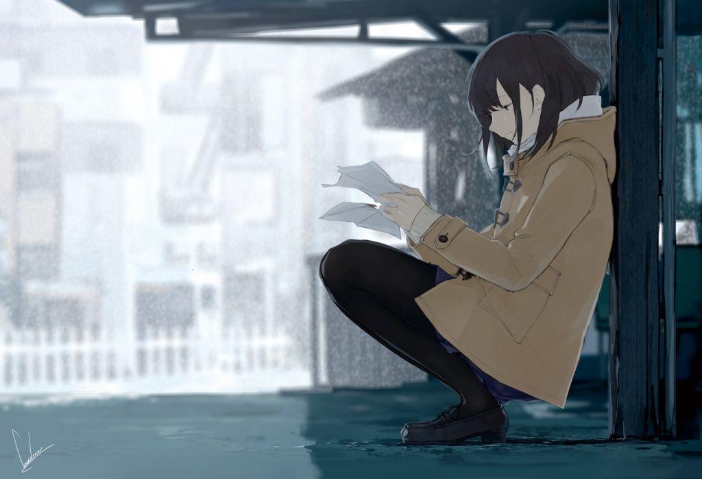 Hình ảnh Anime khóc