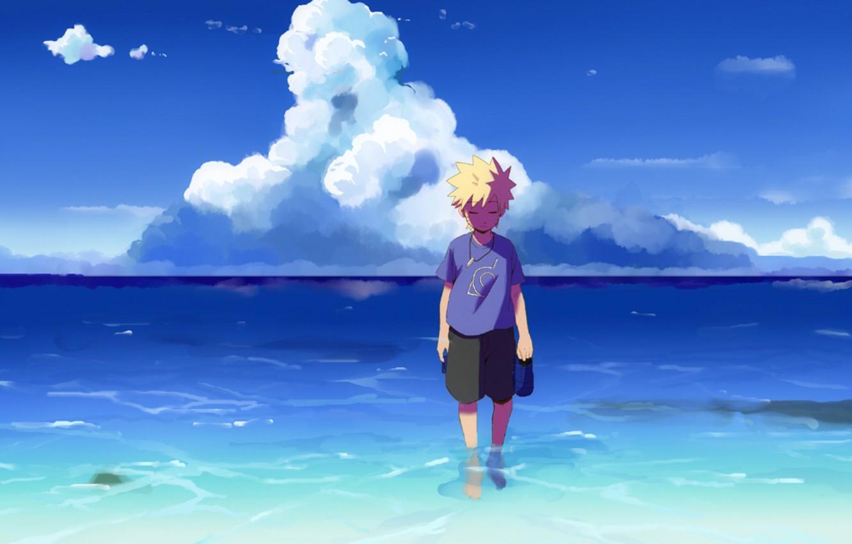 Hình ảnh Naruto buồn
