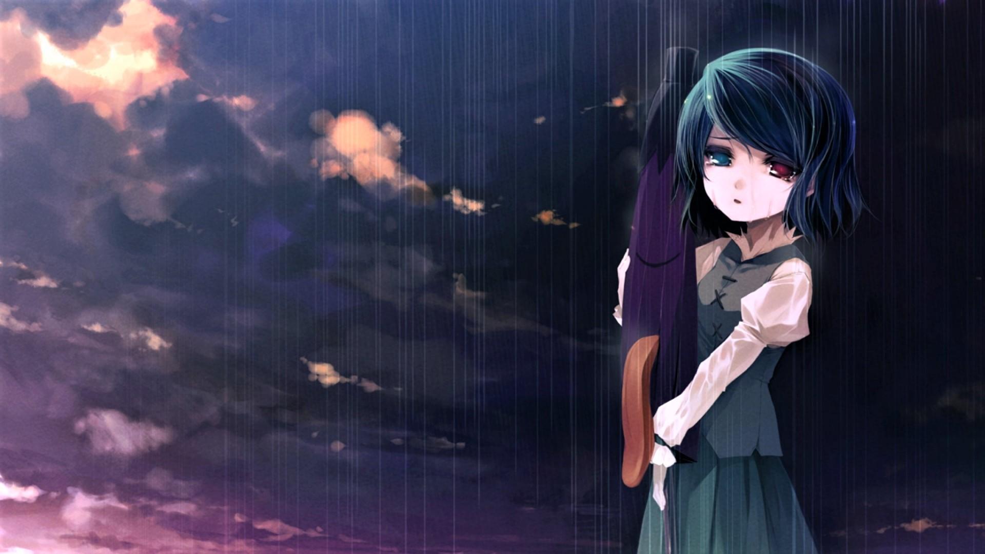 Tổng hợp hình ảnh Anime buồn, cô đơn