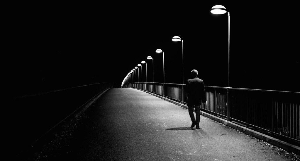 Hình avatar cô đơn, buồn