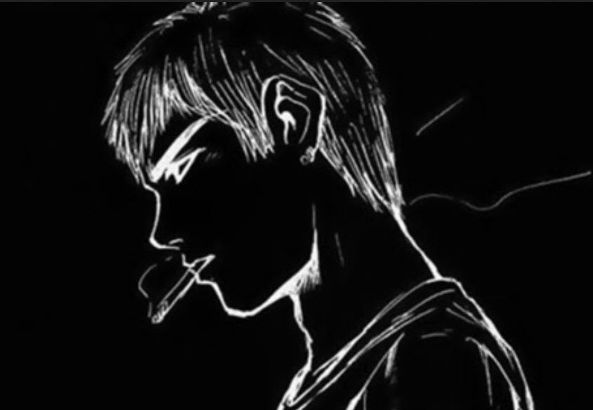 Hình avatar đen cực ngầu