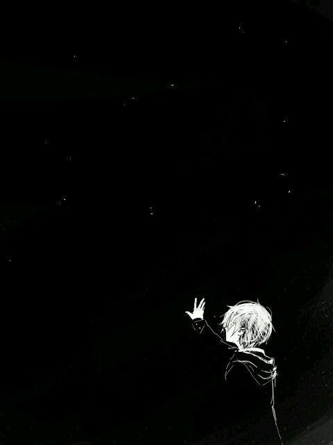 Hình avatar đen mà buồn