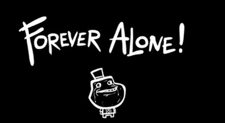 Hình avatar đen tâm trạng cô đơn