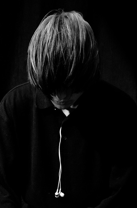 Hình avatar đen