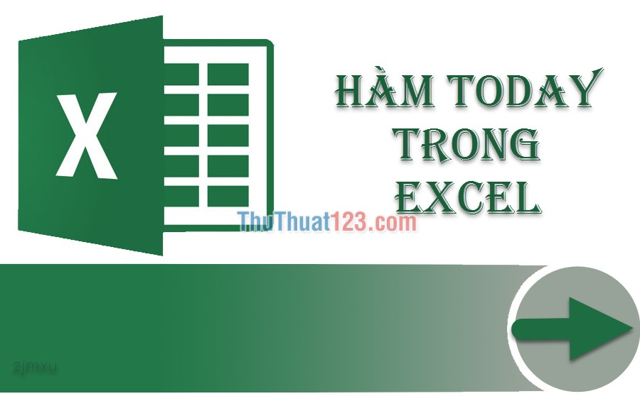 Hàm Today trong Excel