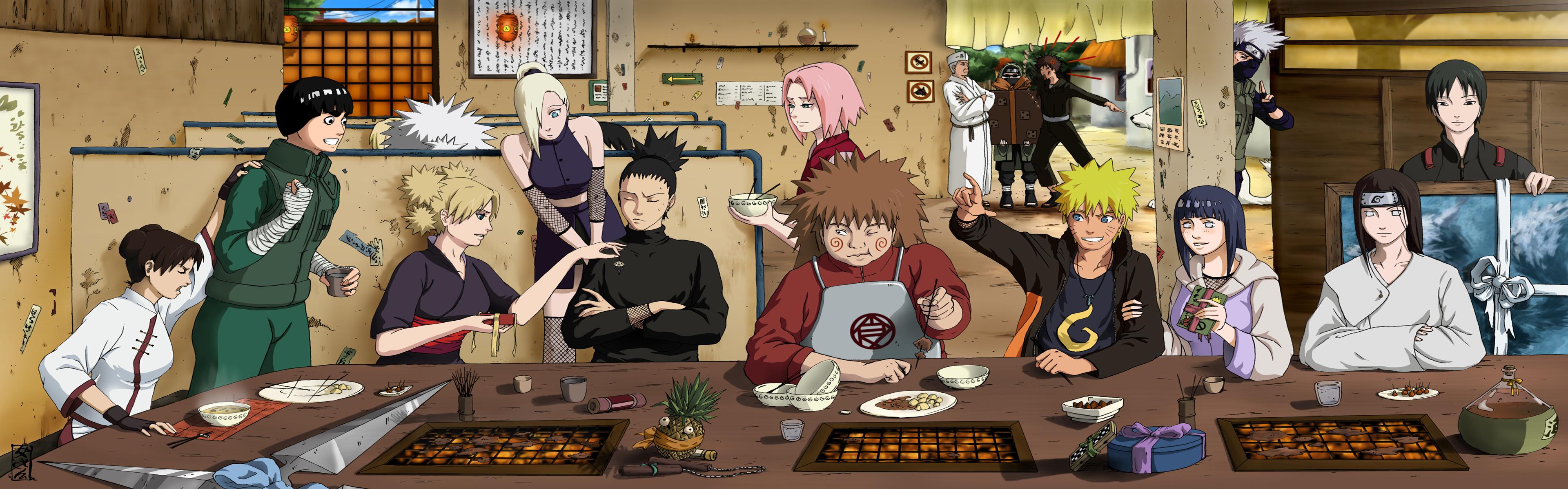 Ảnh nền Naruto chất lượng cao