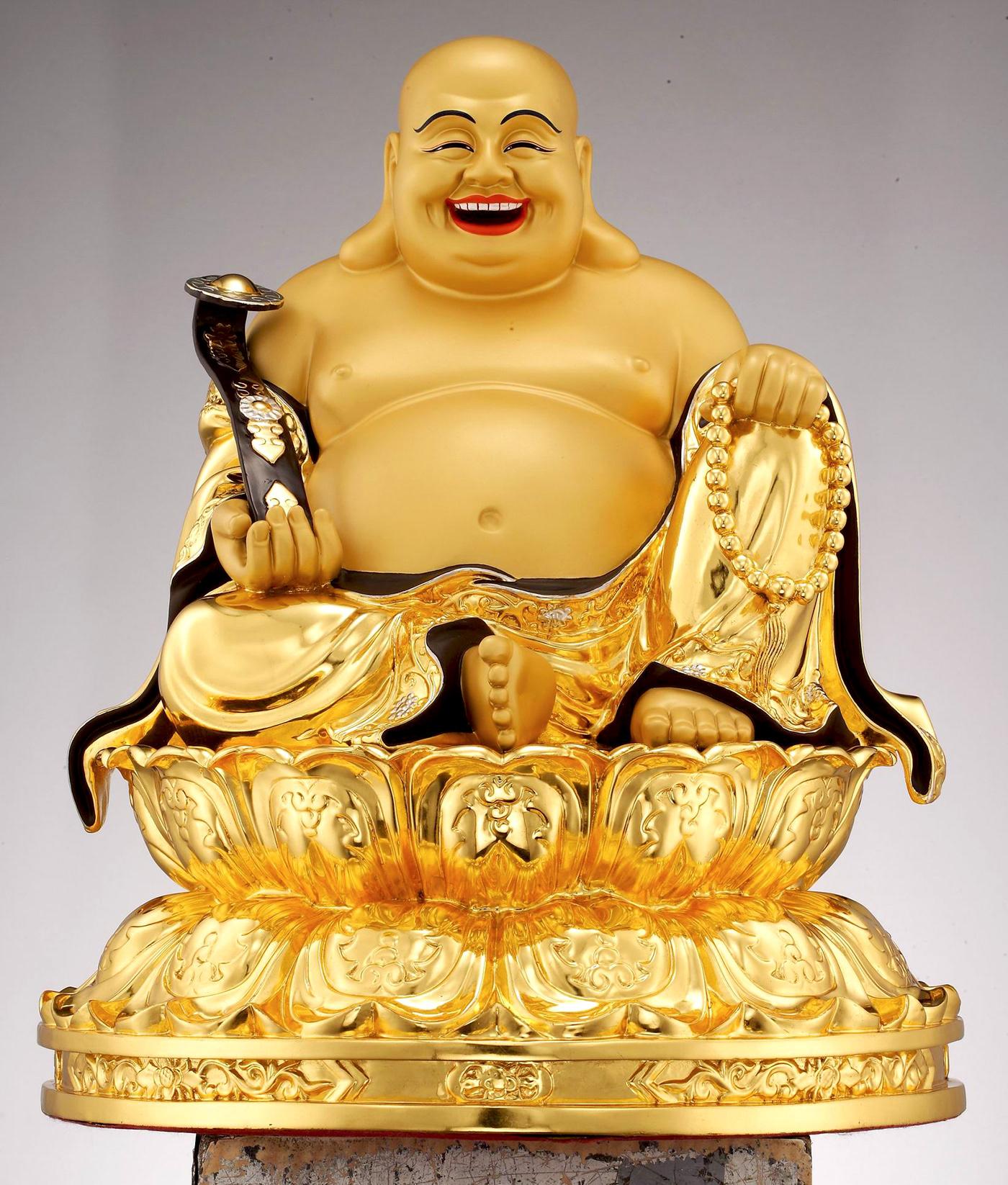 Ảnh tượng Phật Di Lặc rất đẹp