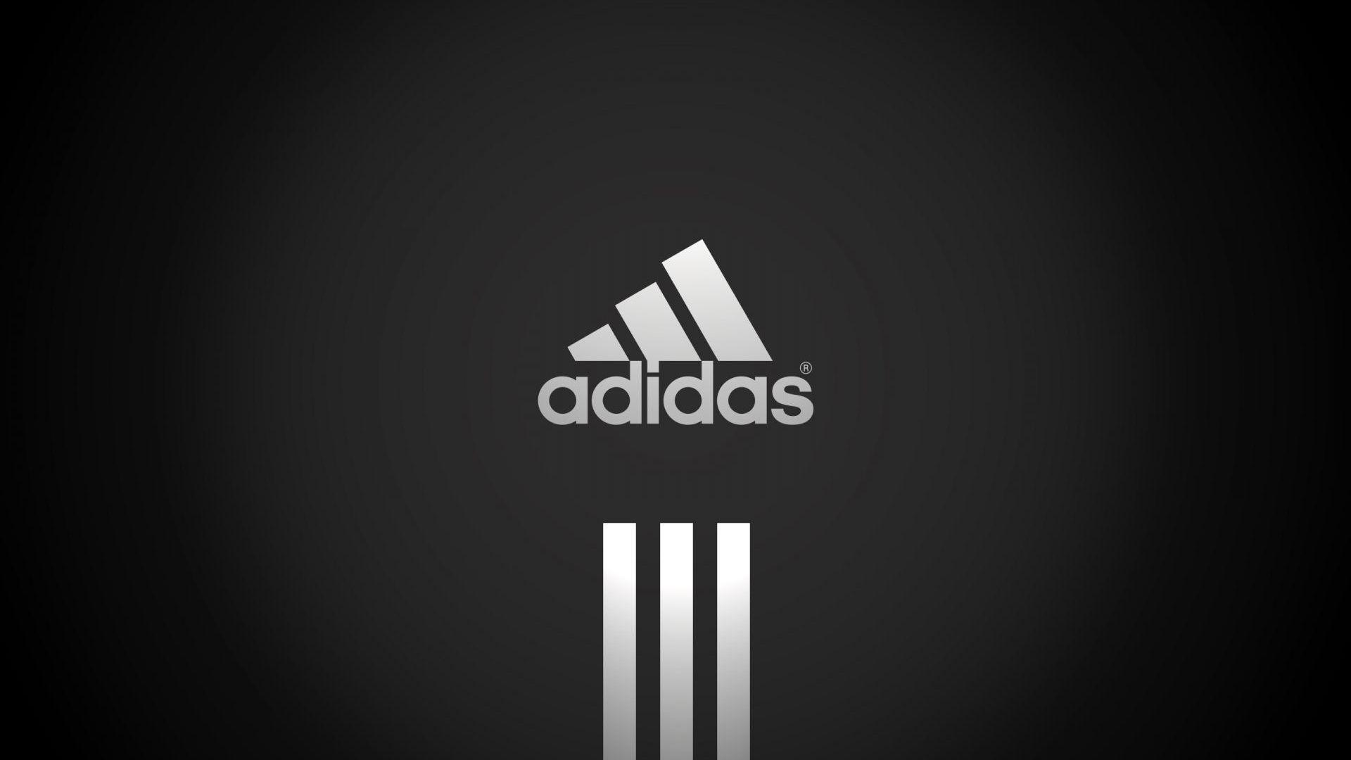 Bộ hình nền đen Adidas