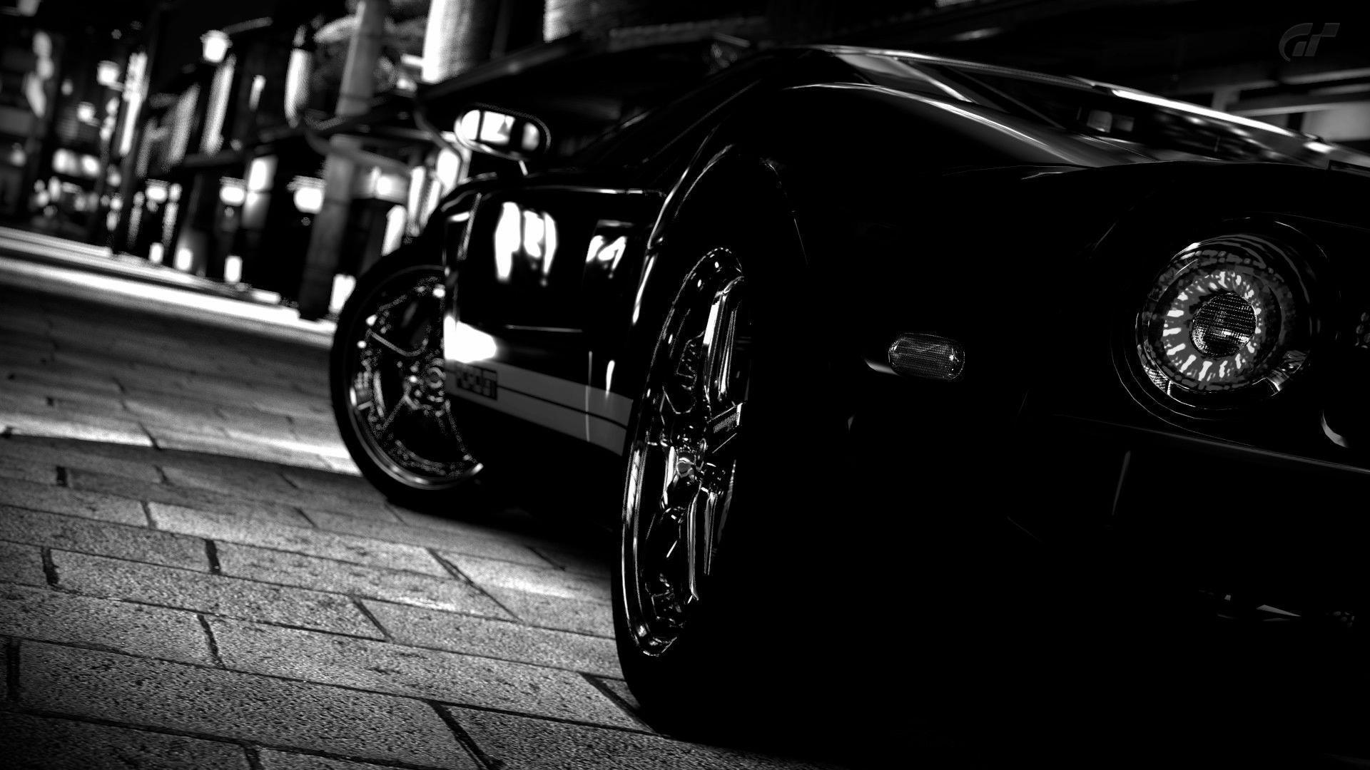 Bộ hình nền đen siêu xe thể thao