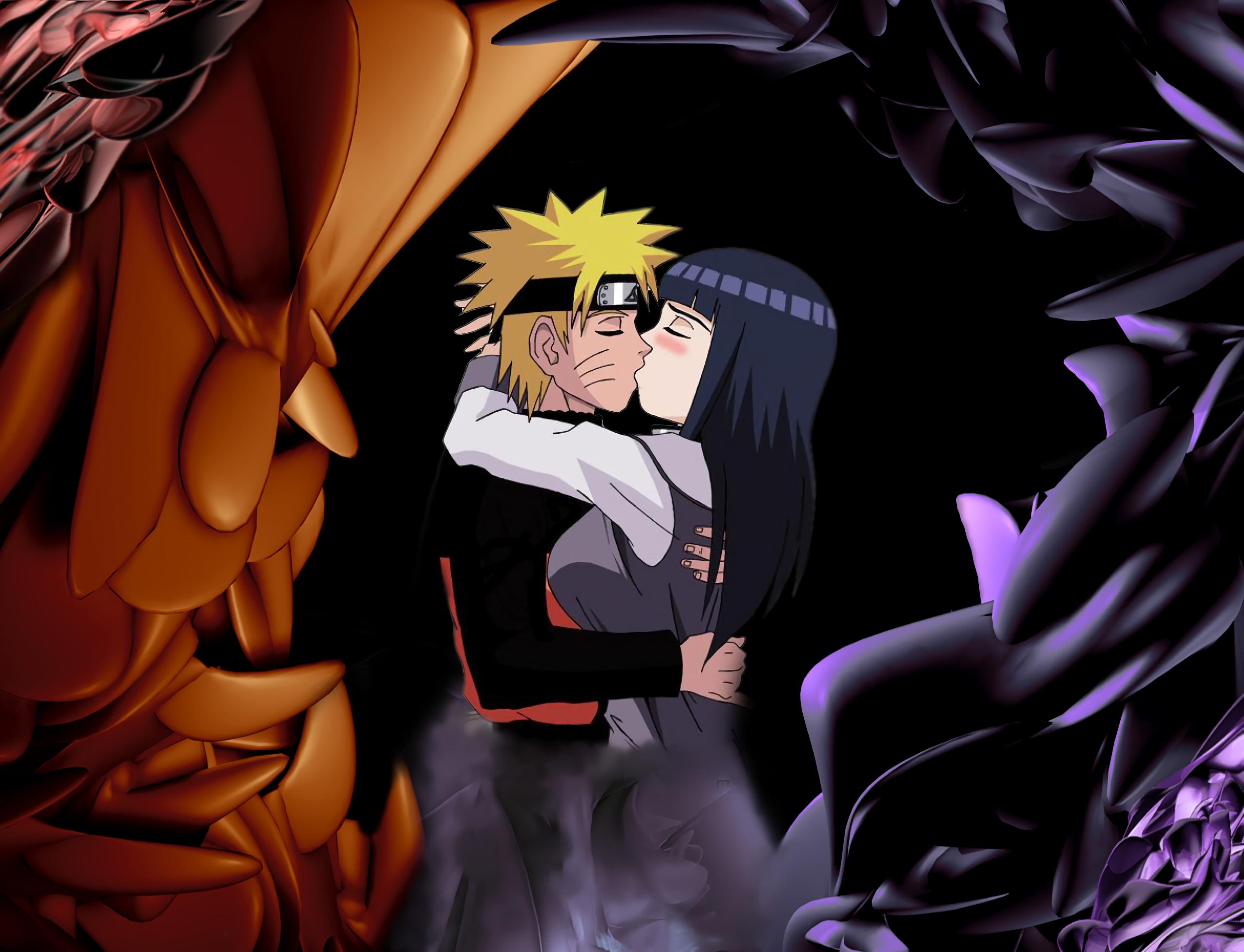 Bộ hình nền Naruto tình yêu