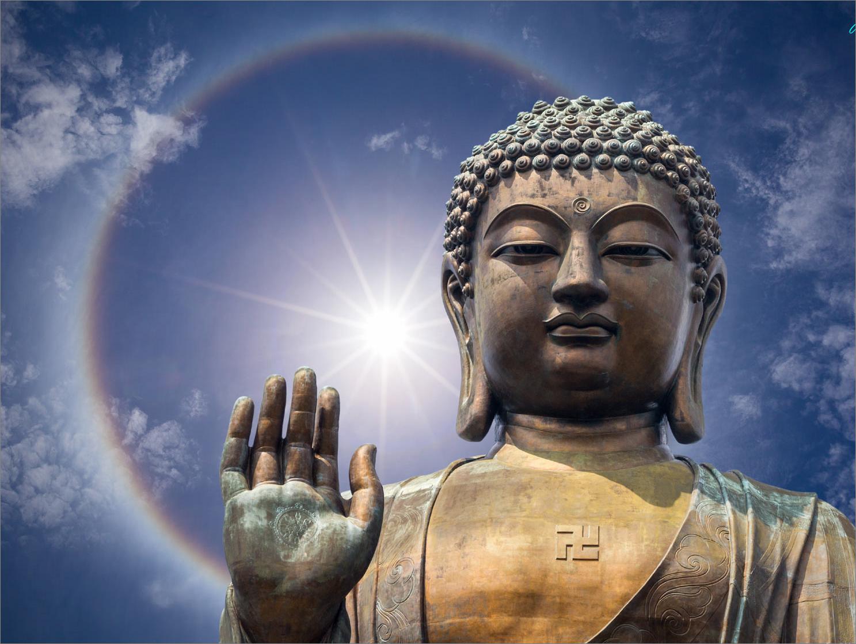 Hình ảnh Đức Phật đẹp mê li