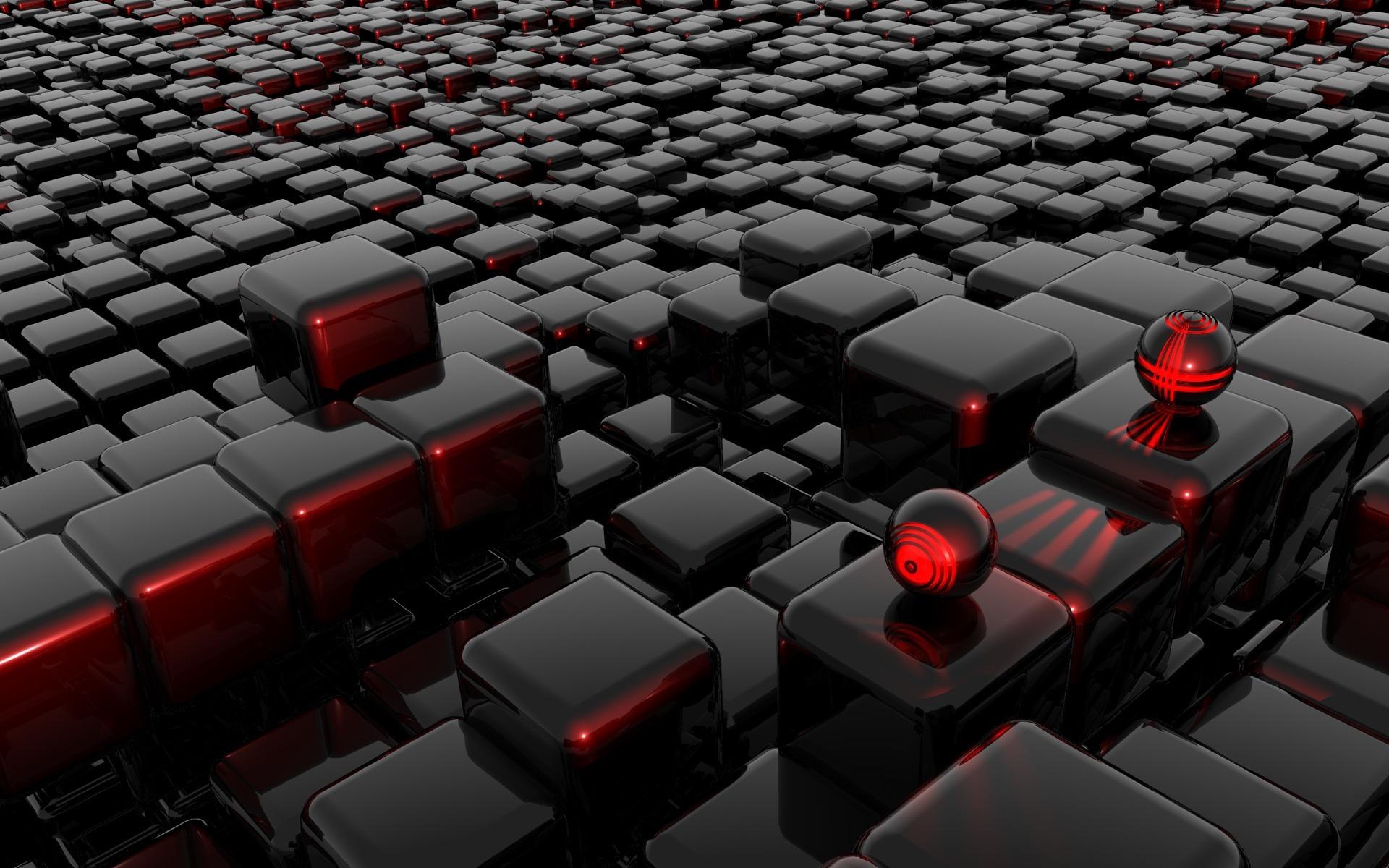 Hình nền máy tính đen sang trọng