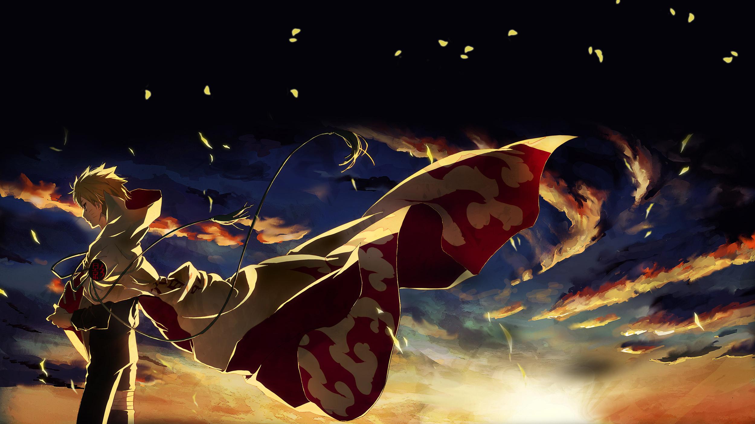 Hình nền Naruto đẳng cấp