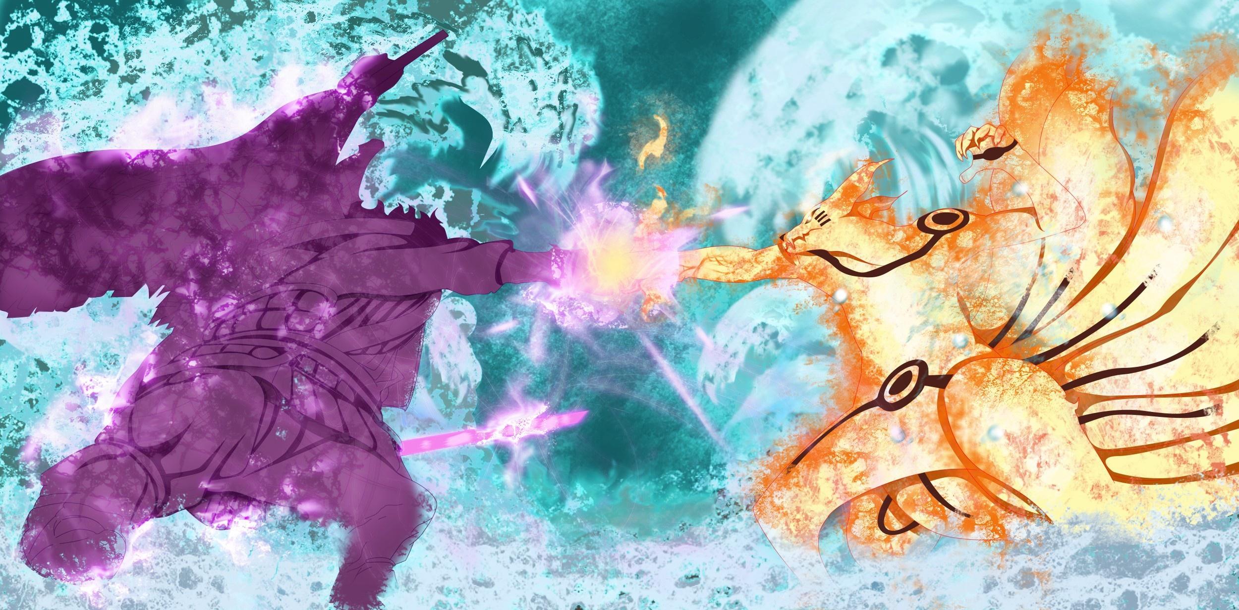 Hình nền Naruto hồ ly