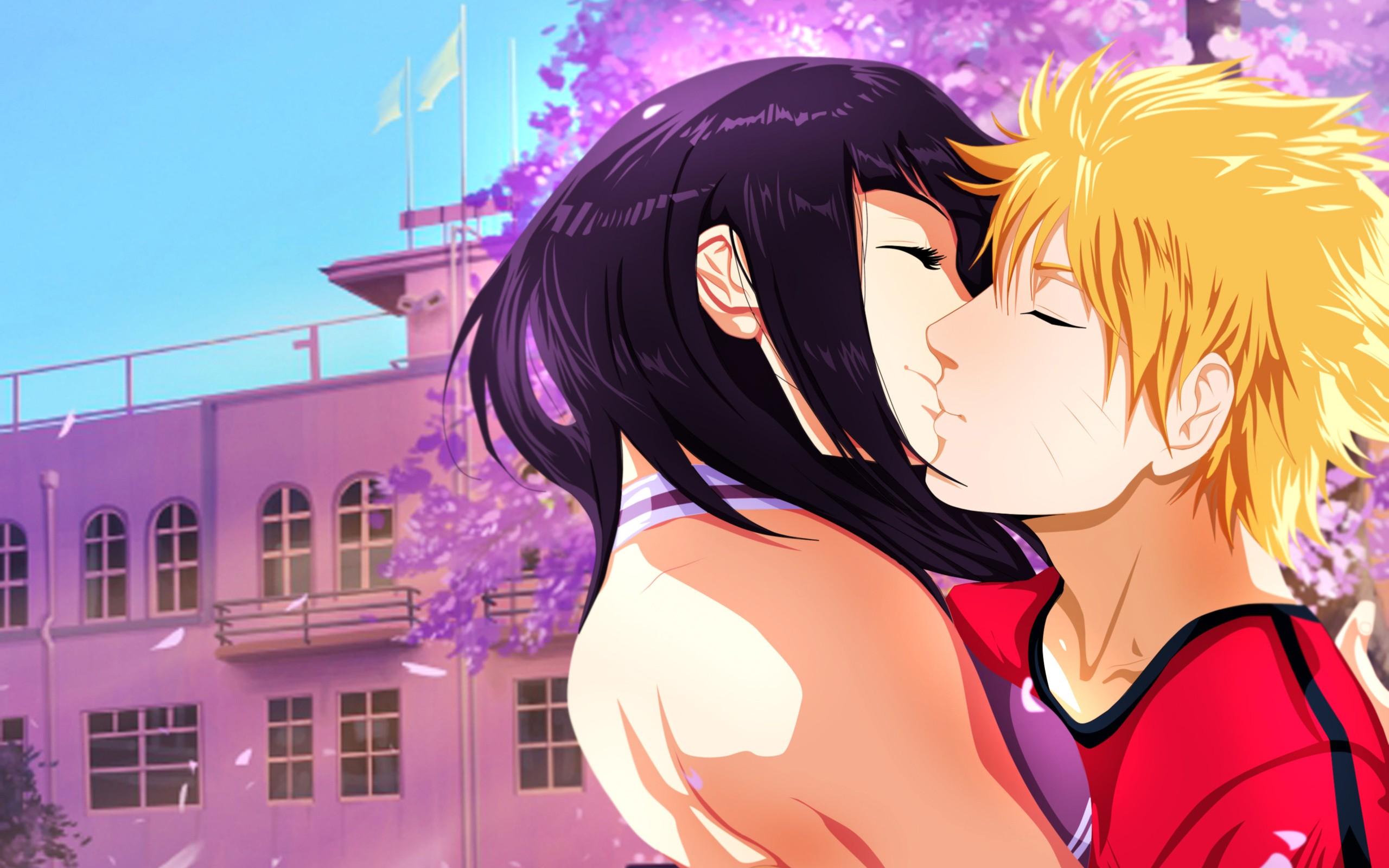 Hình nền Naruto lãng mạn
