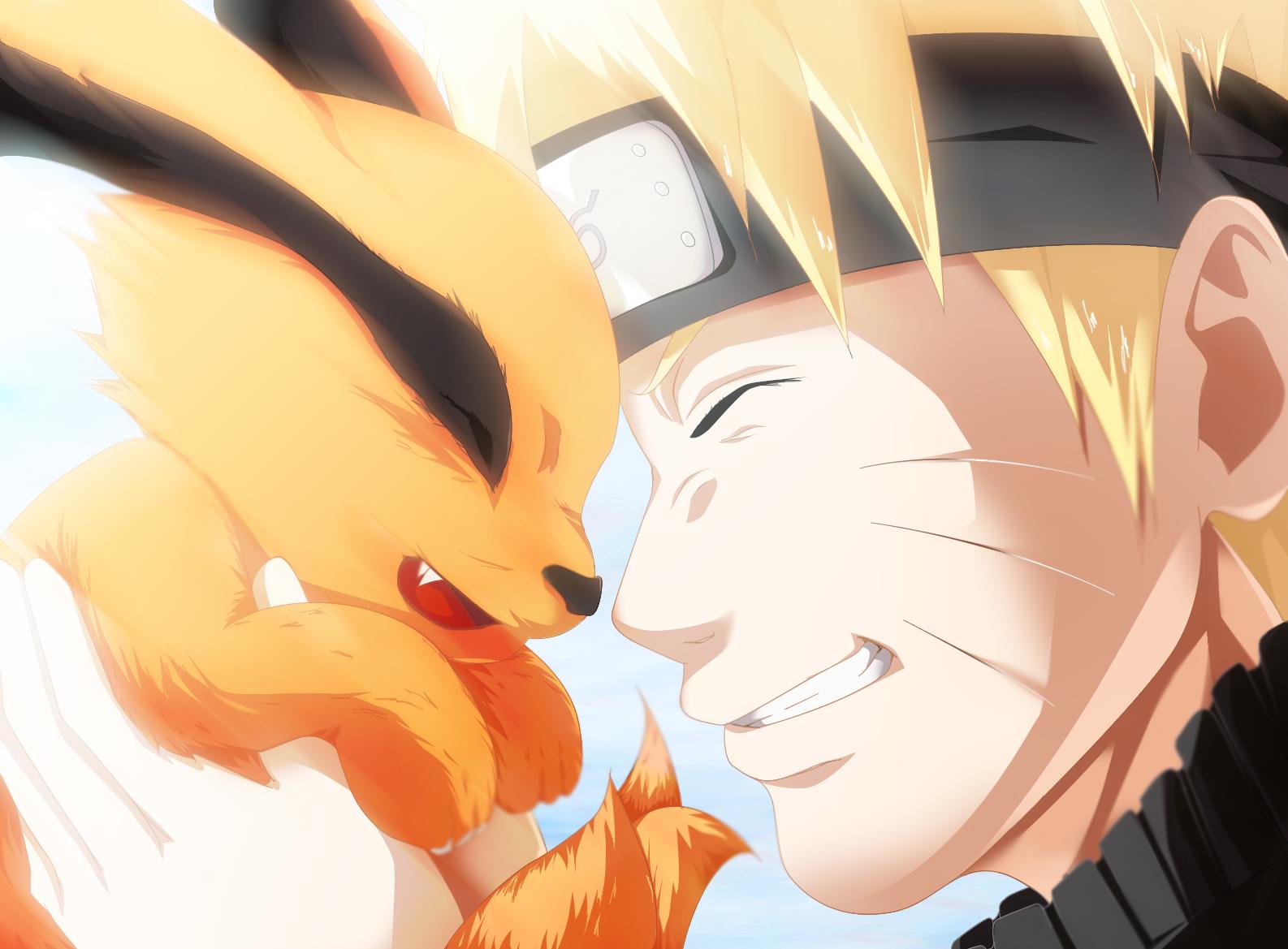 Hình nền Naruto nhí nhảnh