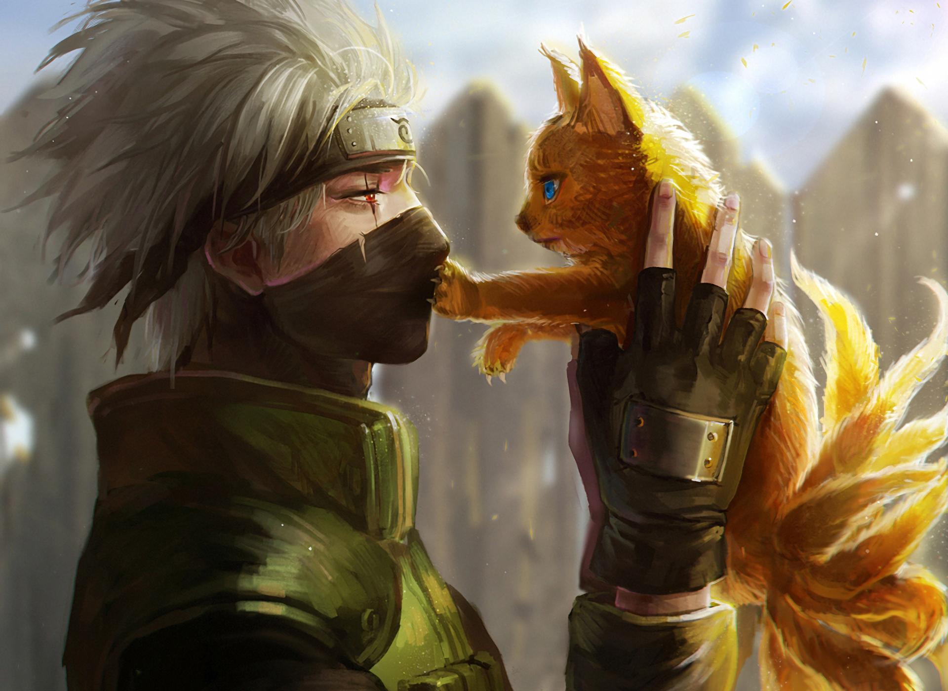 Hình nền Naruto và Sasuke