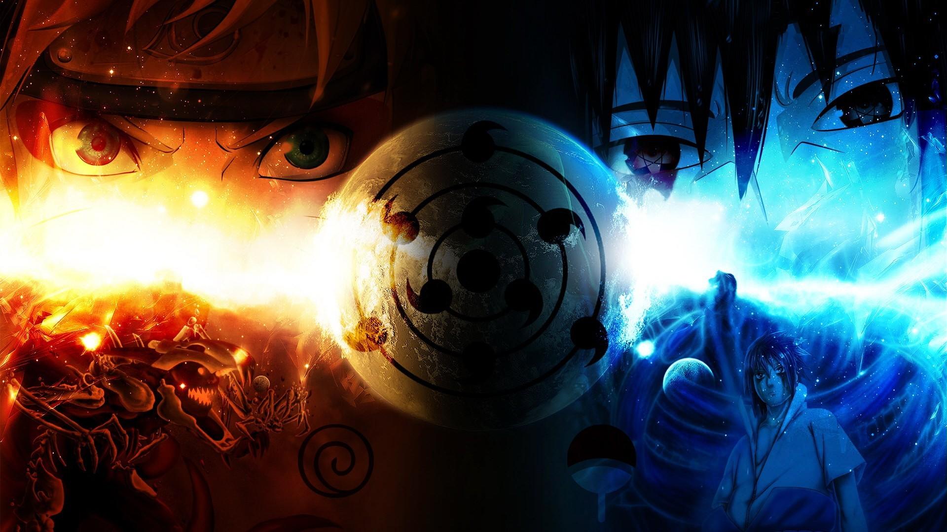 Tổng hợp hình nền Naruto hóa cáo