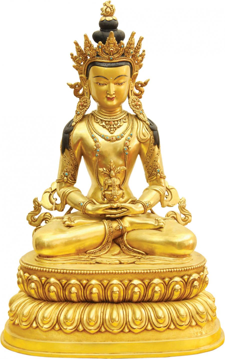 Tượng Phật bằng vàng
