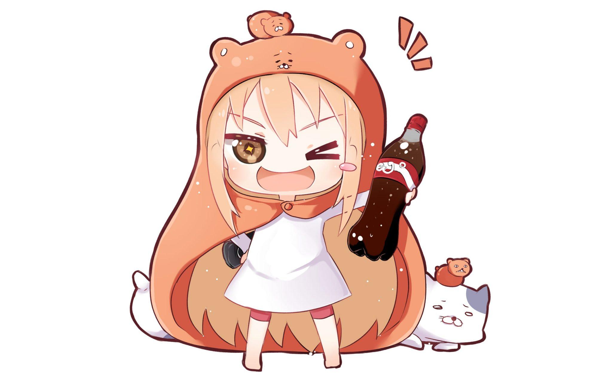 Hình ảnh anime dễ thương đáng yêu
