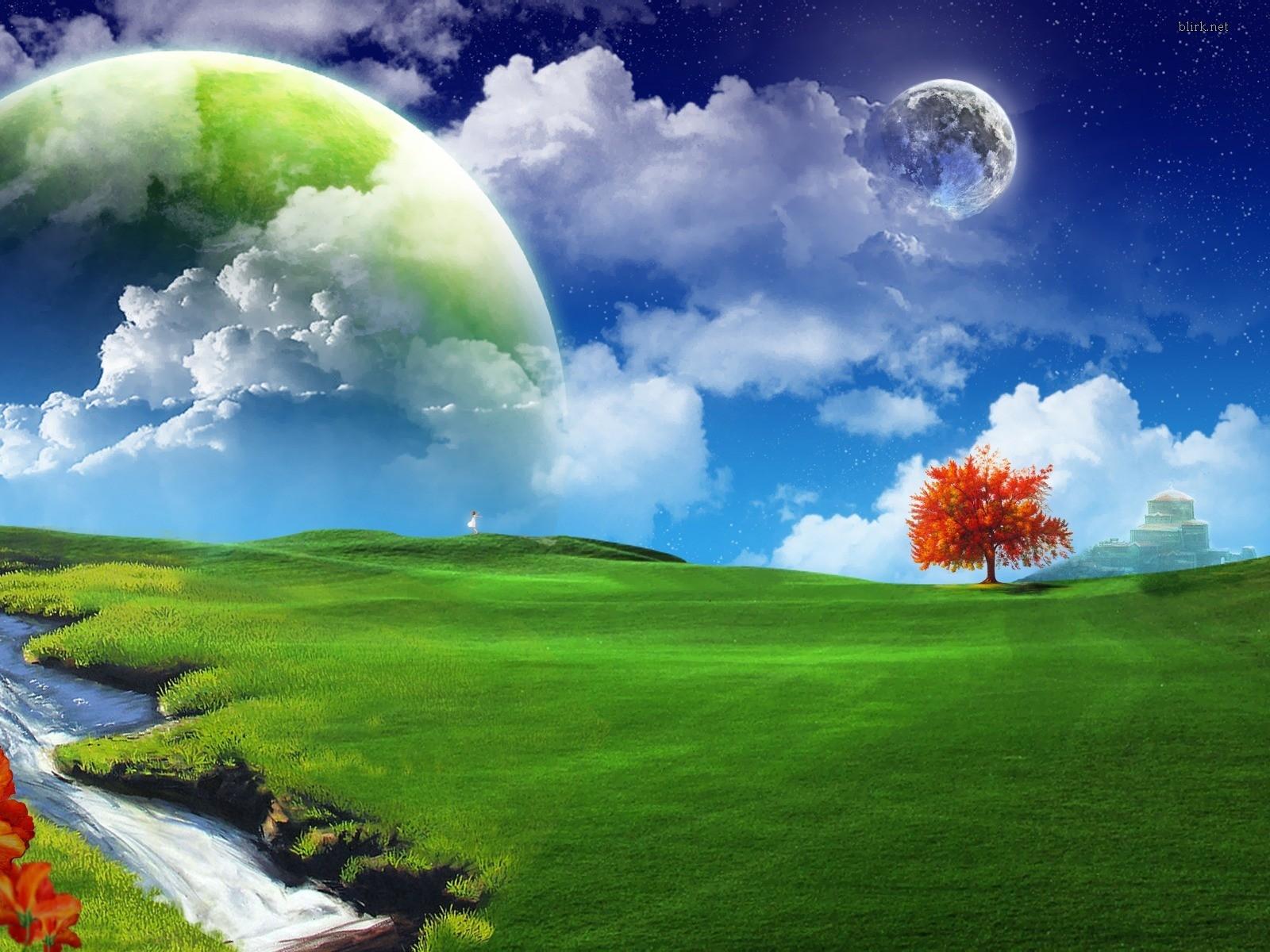 Hình ảnh thiên nhiên cho màn hình Window