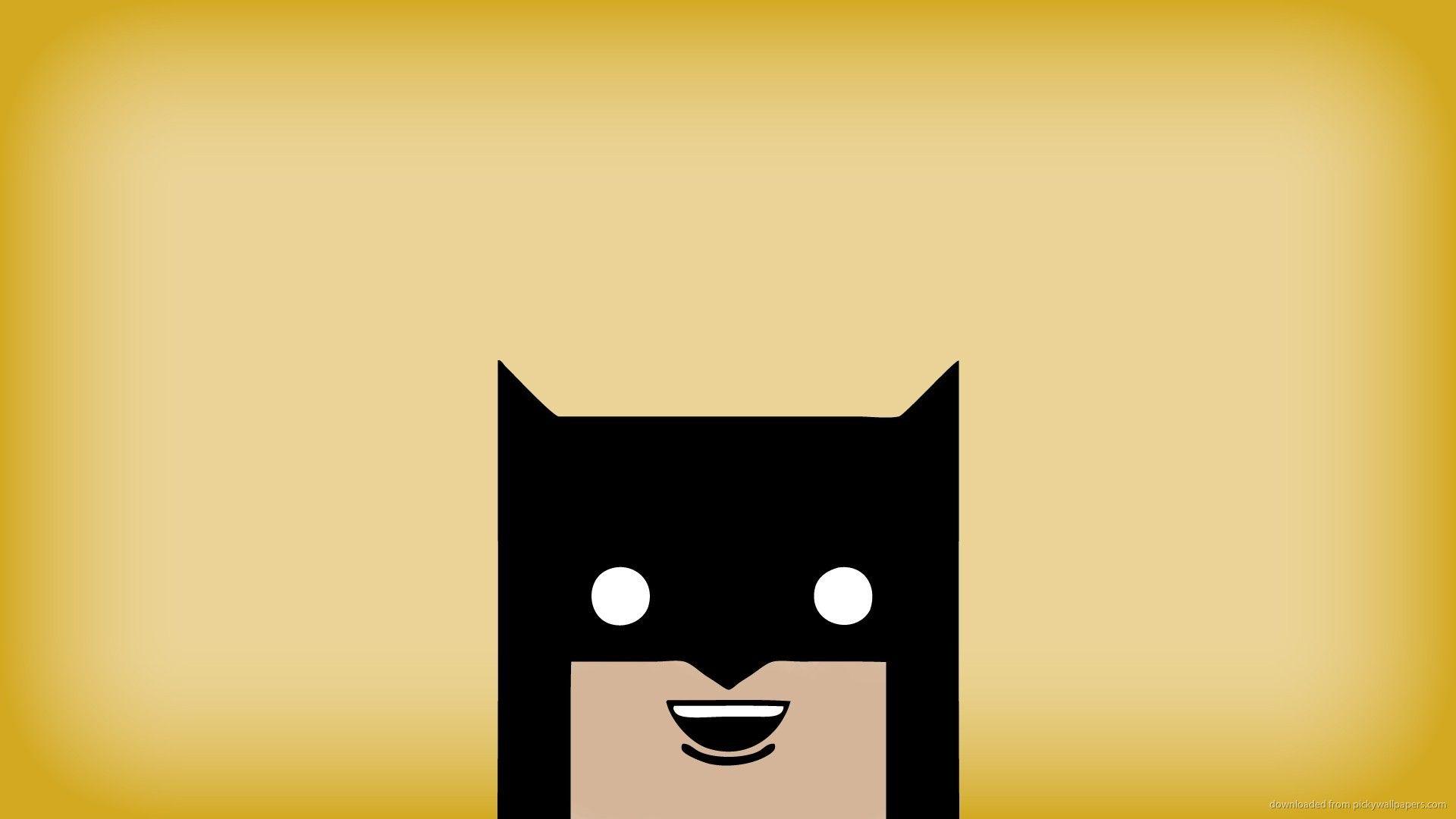 Hình nền cute dễ thương của Batman