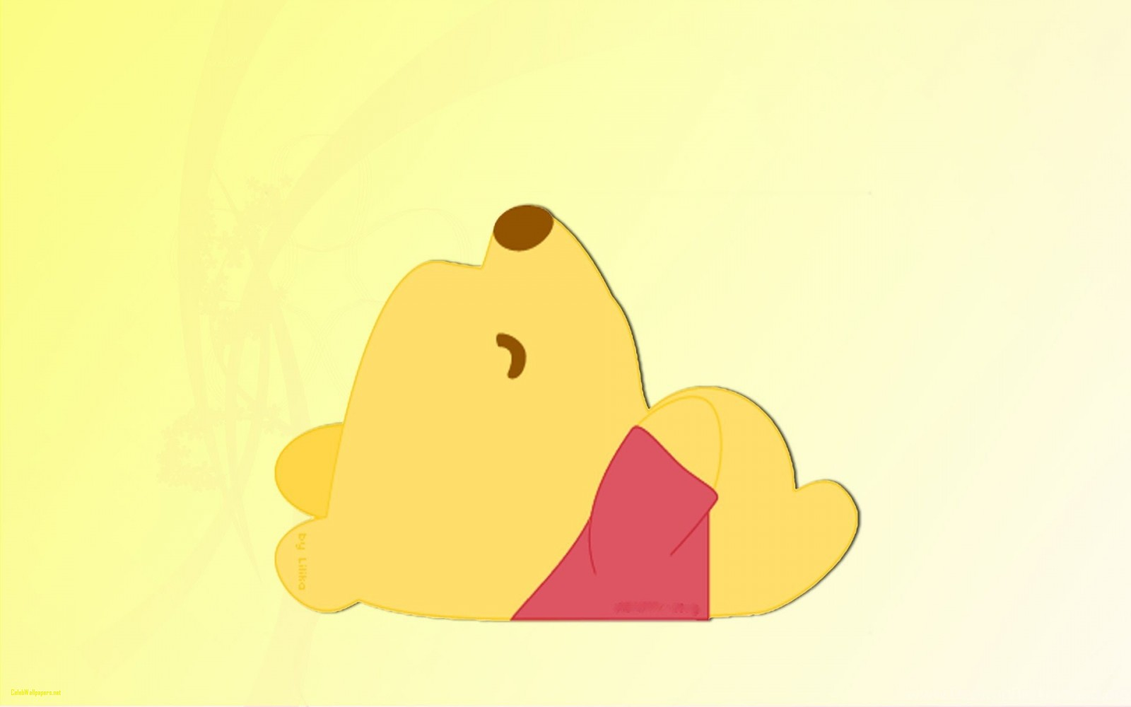 Hình nền dễ thương của gấu Pool