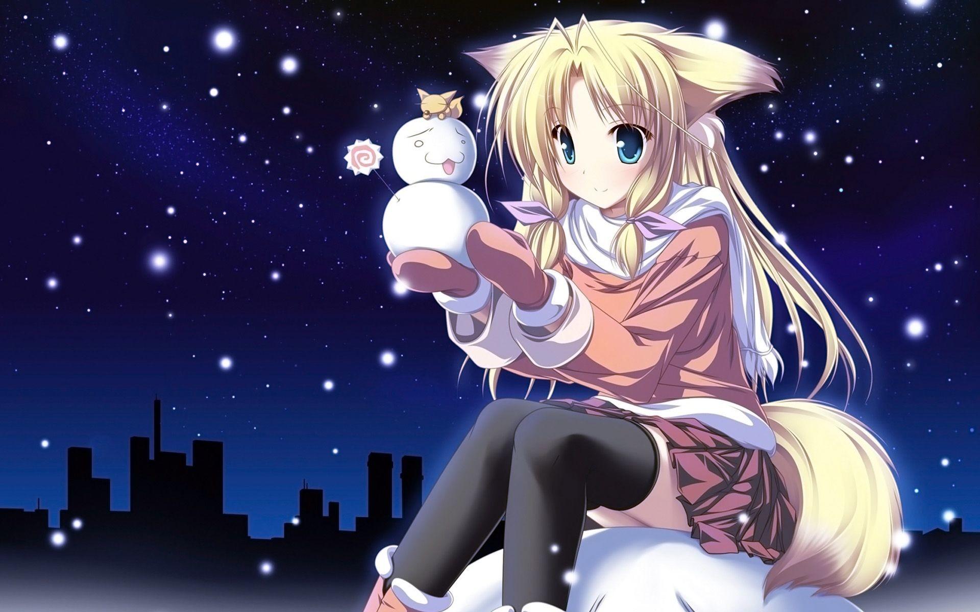 Ảnh nền Anime đẹp Full HD