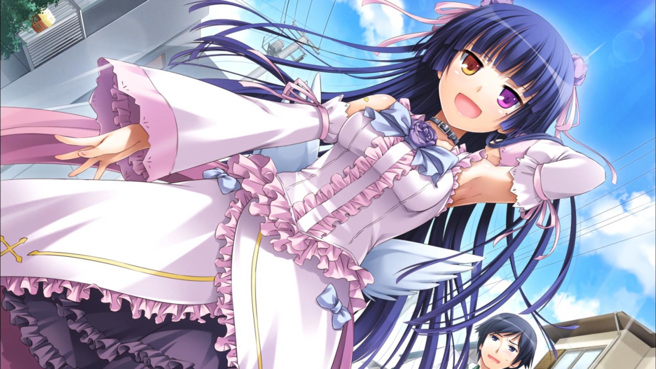 Hình nền Anime Full HD cho máy tính