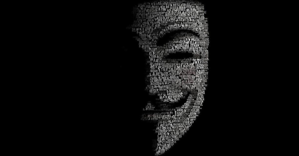 Ảnh đeo mặt nạ Hacker