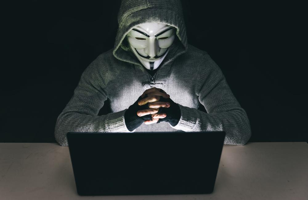 Ảnh mặt nạ Hacker đẹp nhất