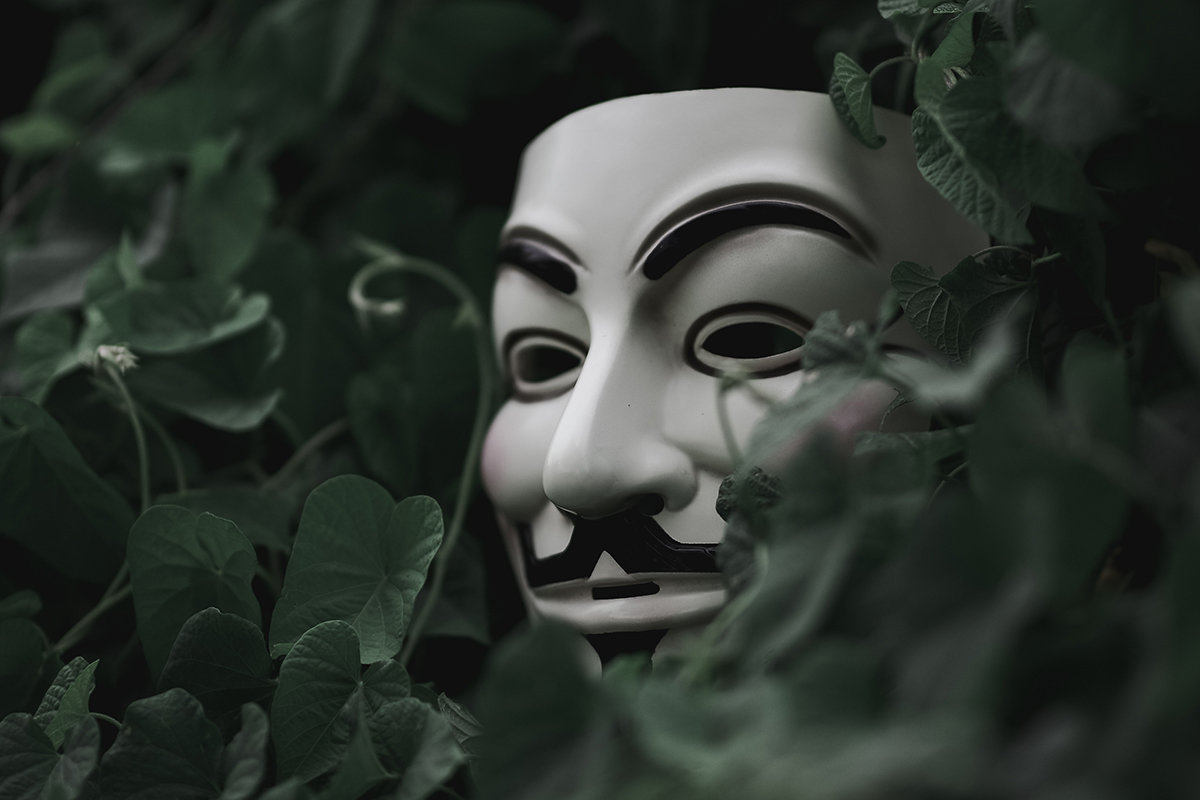 Ảnh mặt nạ Hacker