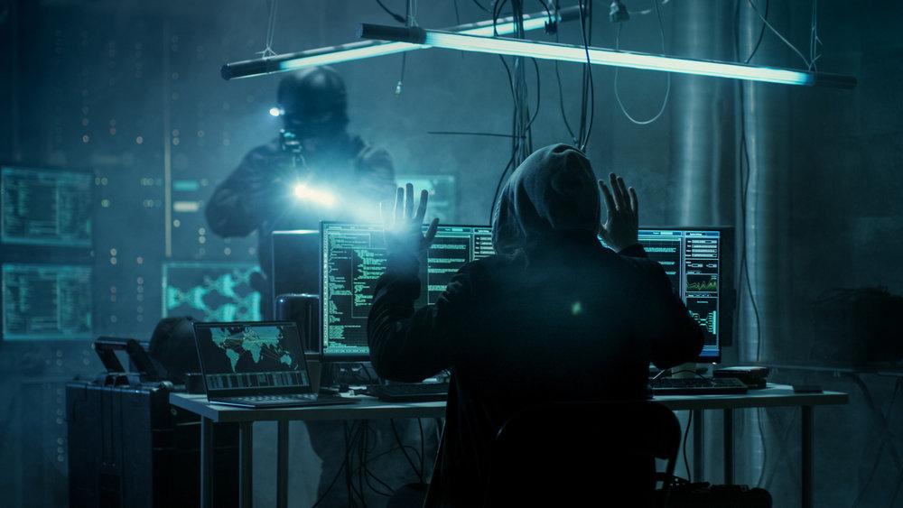 Ảnh nền Hacker