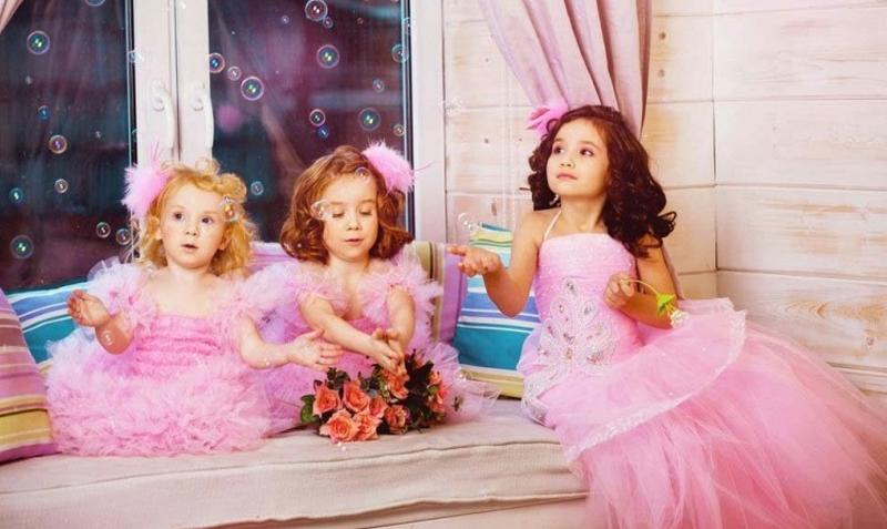 Hình ảnh các bé gái dễ thương