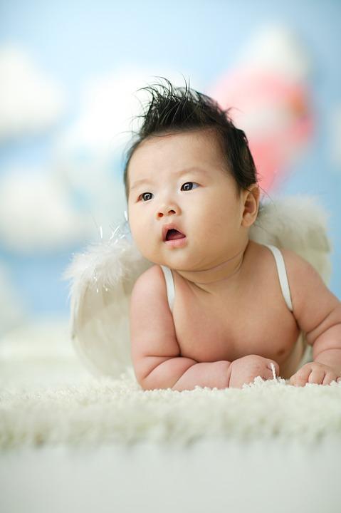 Hình ảnh em bé dễ thương nhất