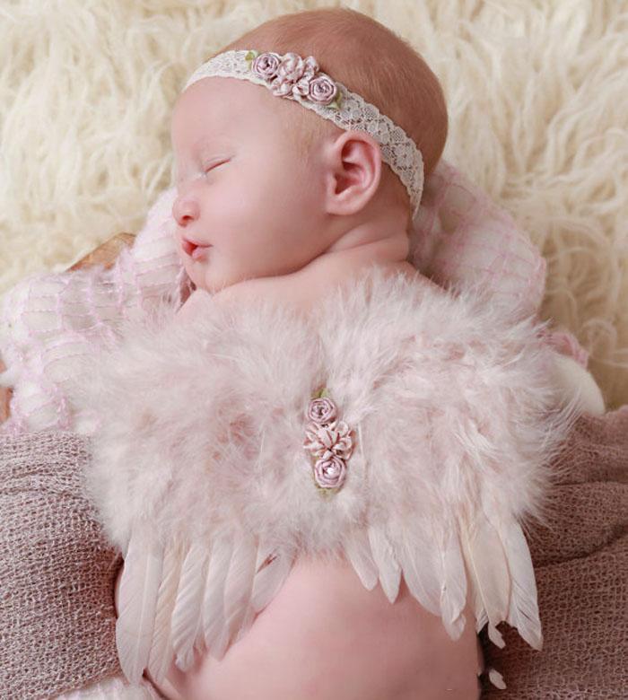 Hình ảnh em bé đẹp như thiên thần