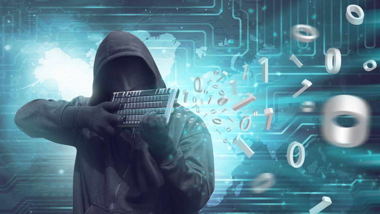 Hình ảnh Hacker chất, cool ngầu