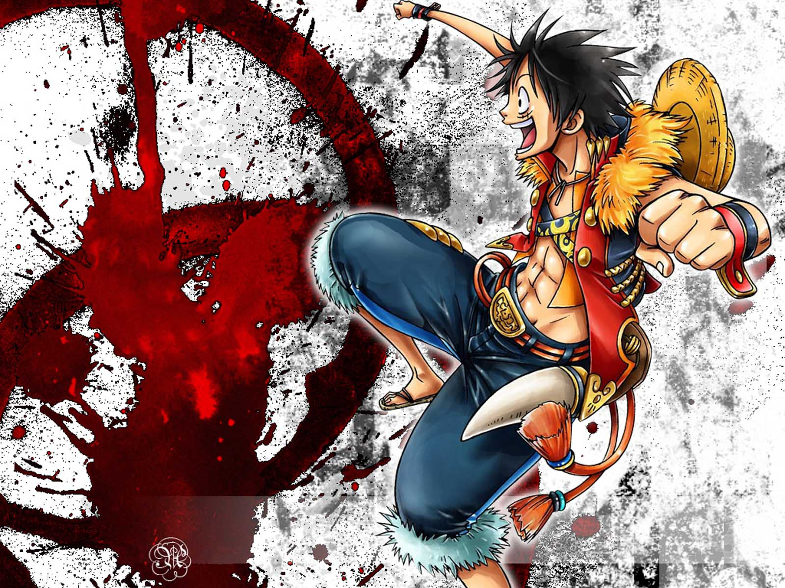 hình nền đẹp Luffy