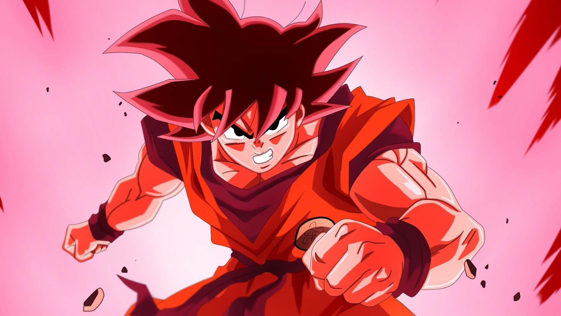 30+ Hình nền Goku (Songoku) đẹp nhất