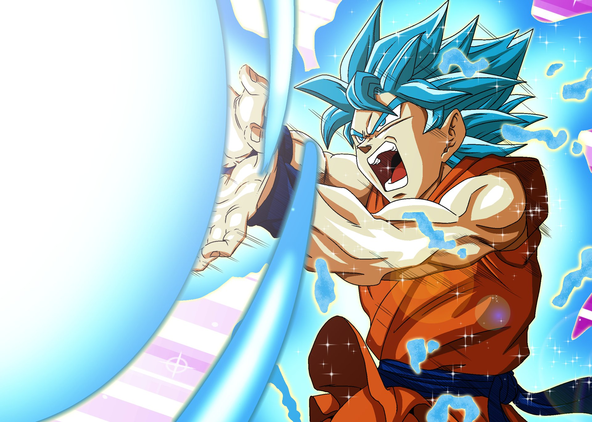 hình nền máy tính Goku